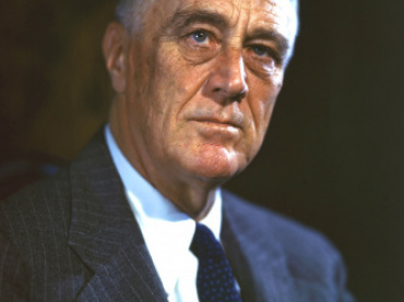 Franklin Roosevelt and Hiding his Disability