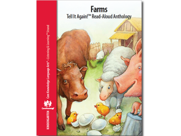 CKLA Kindergarten: Domain 5--Farms