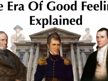 The Era Of Good Feelings Video & Quiz (Designed for classroom application)