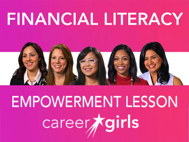 Financial Literacy: Video-Based Empowerment Lesson