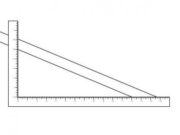 Trigonometry Activity: Measuring Angles using a Framing Square and calculating the Angle in Degrees