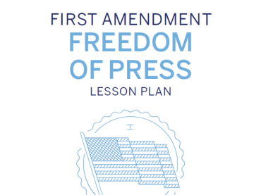 First Amendment: Freedom of the Press