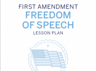 First Amendment: Freedom of Speech