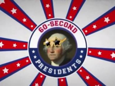 George Washington -60-Second Presidents- Resource