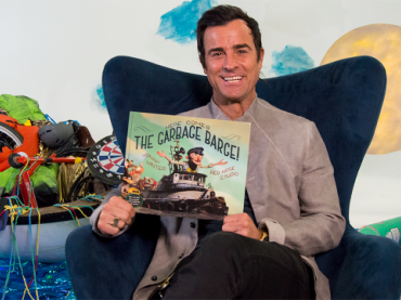 Here Comes the Garbage Barge! read by Justin Theroux