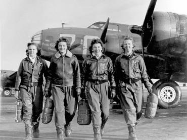 Chronicles of Courage: Women Airforce Service Pilots