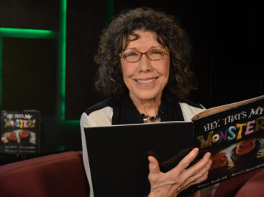 Hey, That's My Monster! read by Lily Tomlin