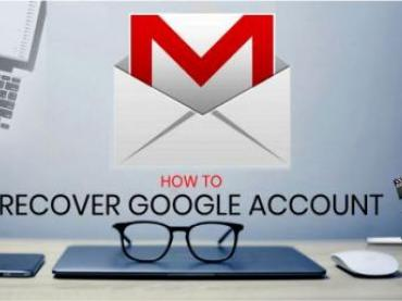 How To Recover My Google Account? Google Account Recovery Phone Number