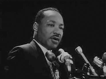"Lesson Plan: Reading Archival Footage - MLK's ""The Other America"""