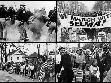 From Selma to Montgomery: Voting Rights Act 1965