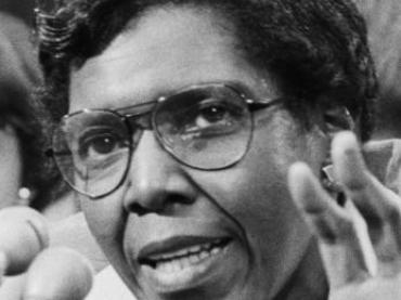 Barbara Jordan Lesson Plan