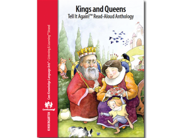 CKLA Kindergarten: Domain 7--Kings and Queens