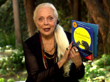 The Kissing Hand read by Barbara Bain