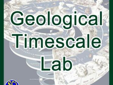 Geological Timescales Lab / Project for AP* Environmental Science