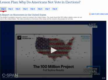 Why Do Americans Not Vote in Elections?