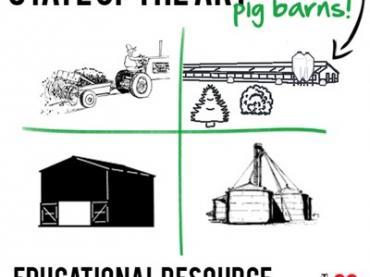 State of the Art Pig Barns