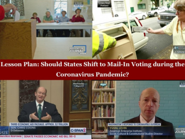Should States Shift to Mail-In Voting during the Coronavirus Pandemic?