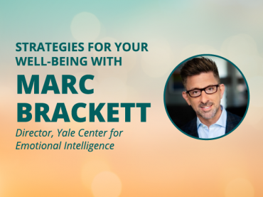 How to Be Still in Chaotic Times: Research-Based Strategies for Educators with Marc Brackett