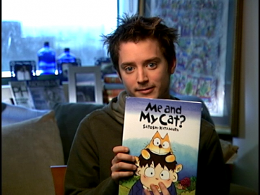 Me and My Cat read by Elijah Wood