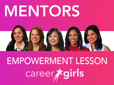Importance of Mentors: Skill-based Empowerment Lesson