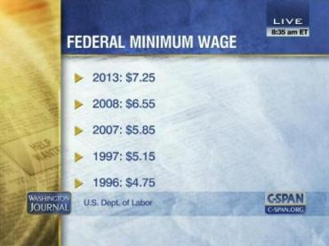 Lesson Plan: Should the Federal Minimum Wage Be Raised?