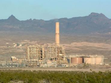 The Mohave Power Station, a 1,580 MW coal power station in Nevada, has been out of service since 2005 due to environmental restrictions.