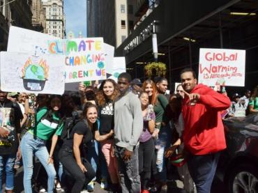 Climate Strike: Images & Voices