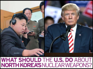 What Should the U.S. Do About North Korea's Nuclear Weapons?