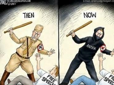 THE BIG LIE:  THE NAZI ROOTS OF THE NEW AMERICAN LEFT