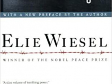 Holocaust Literature Night by Elie Wiesel Project Template