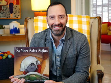 No More Noisy Nights read by Tony Hale