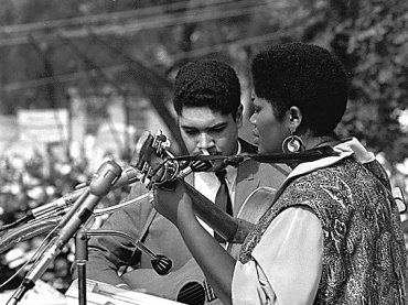 THE MUSIC OF THE CIVIL RIGHTS MOVEMENT