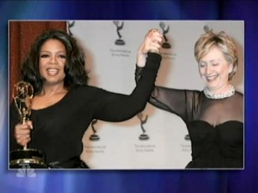 Oprah Winfrey Throws Support Behind Obama