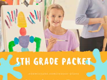 5th Grade Social Distancing Learning Packet