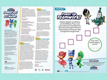 Help Your Students Power Up! for a New School Year with PJ Masks!