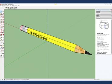 SketchUp – An Introductory 3D Modeling STEM Activity For Your Classroom