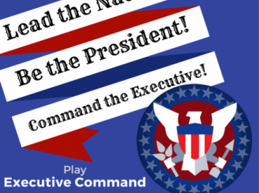 Executive Command Game and Extension Pack