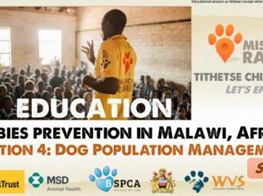 Rabies Prevention in Dog Population Management