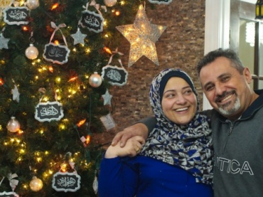 It's Beginning To Look A Lot Like Ramadan: Couple Reflects On Their New Holiday Tradition