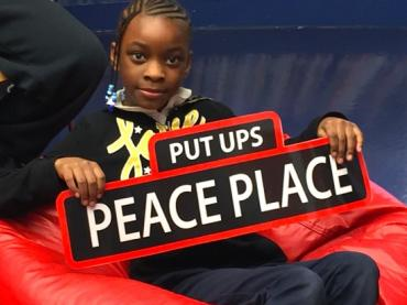 SEL Activity - Creating a Peace Place