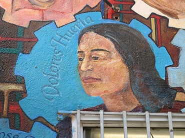 Dolores Huerta: Teaching a Civil Rights Icon via Art, Music and Poetry