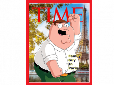 Create Your Own TIME Magazine With GIMP