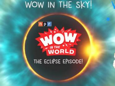 WOW in the Sky: The Total Solar Eclipse (AKA When the Moon Photobombs the Sun)