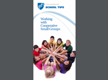 Cooperative Learning Group Ideas