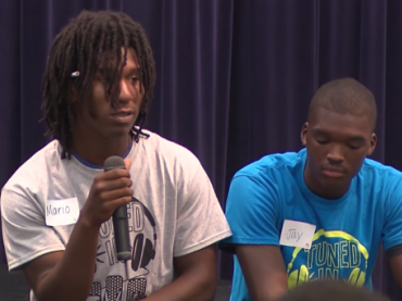 FERGUSON YOUTH INITIATIVE SUMMIT