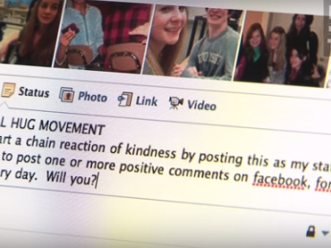 Students Take On Cyberbullying