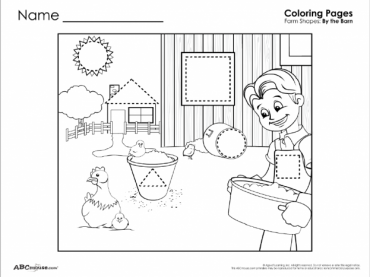Farm Printables Collection