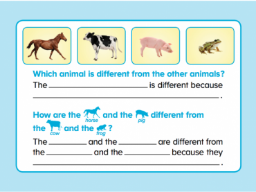 ABCmouse Logic Puzzles: Animals
