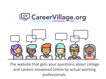 Career Readiness - Getting Students Started on CareerVillage.org