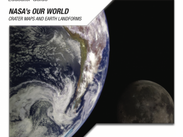 NASA ECLIPS: ELEMENTARY CRATER MAPS AND EARTH LANDFORMS